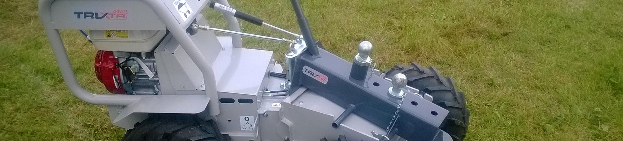 TRUXTA powered mini dumpers | Deeleys Official Avant Hire